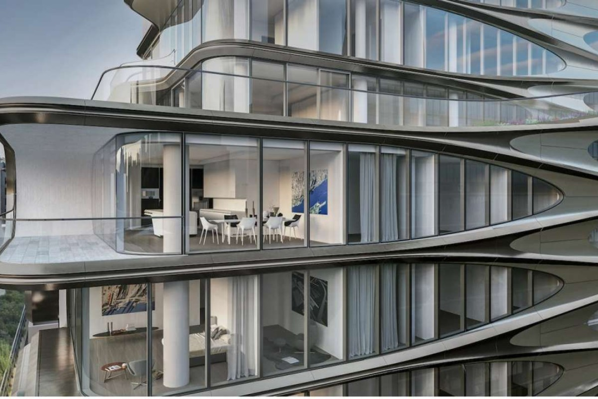 Before her death, famed architect Zaha Hadid worked on a luxury condo complex in Manhattan