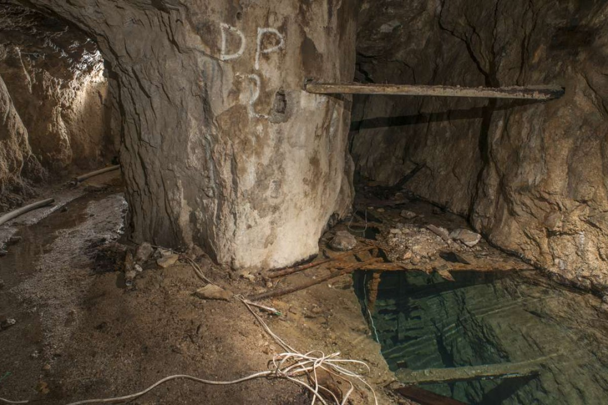 Inside Hong Kong S Abandoned Mines Post Magazine South