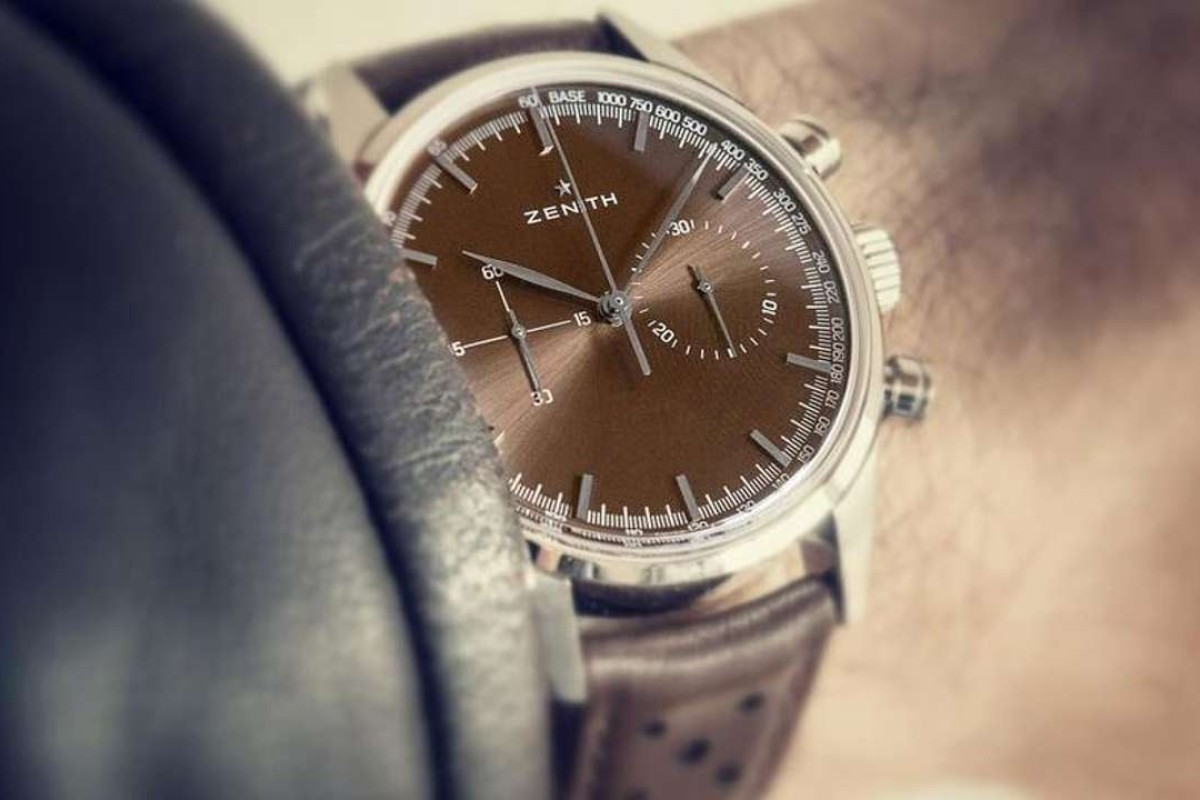Zenith Heritage 146 launches at Baselworld 2017