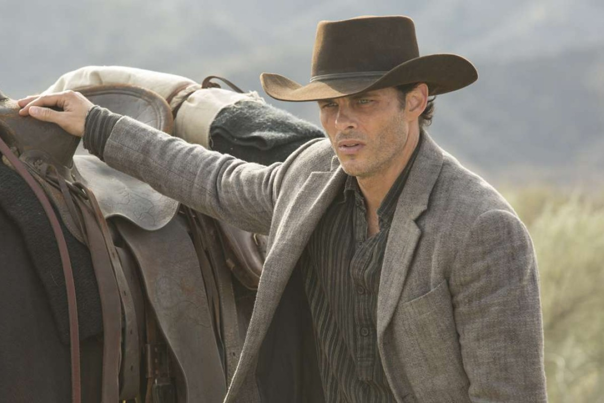 James Marsden in 'Westworld'