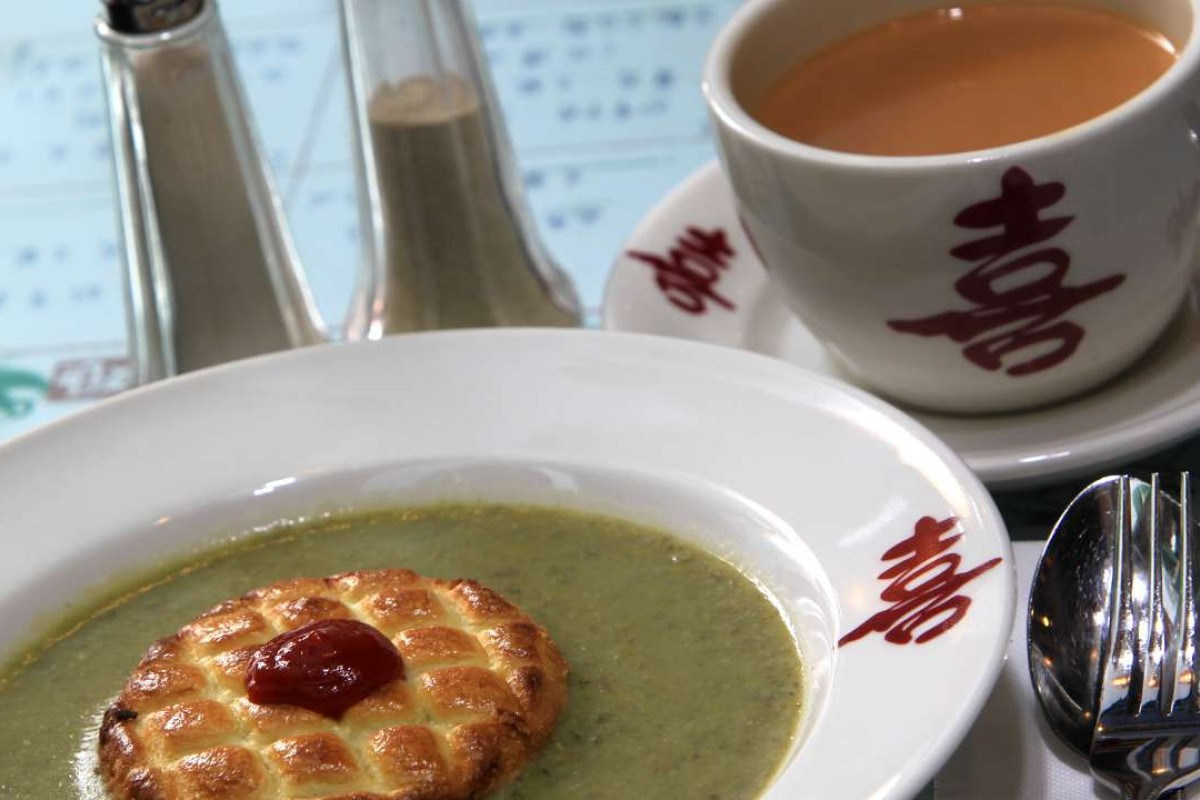 Hong Kong dining chains, such as Cafe Matchbox, have had a bit of a thing for bing sutt traditional-food menus lately – but it's not been enough to propel the Cantonese noun into the Oxford English Dictionary. Picture: Dickson Lee