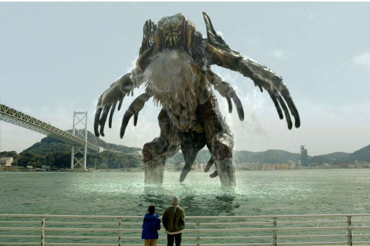 only in japan tourism board appoints 120 000 tonne sea monster
