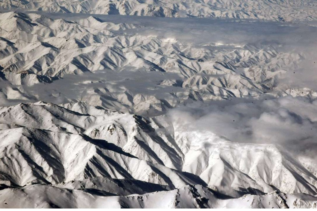 The Hindu Kush. Picture: AFP