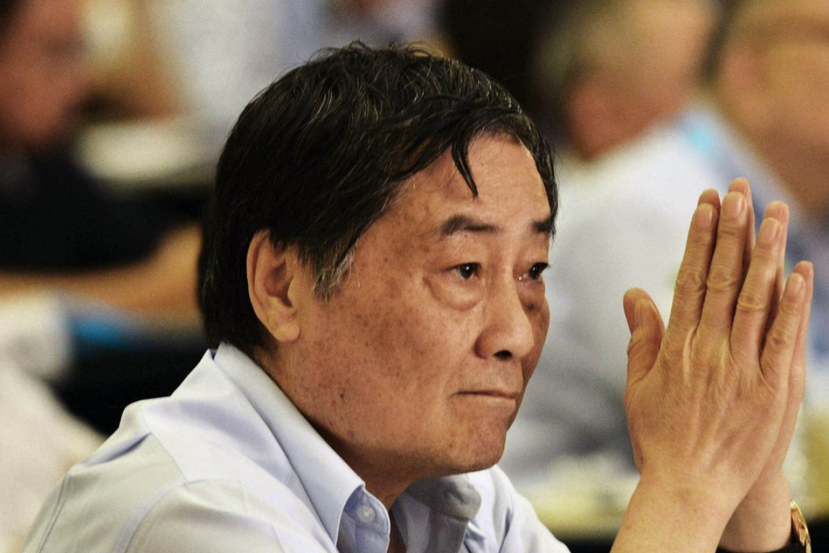 Zong Qinghou, founder of China's largest beverage company, has complained his company pays more than 500 kinds of fees to authorities at various levels. Photo: AFP