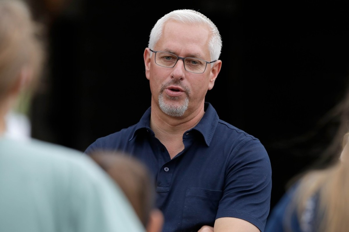 Kentucky Derby winning trainer Todd Pletcher. Photo: Andy Lyons/Getty Images/AFP