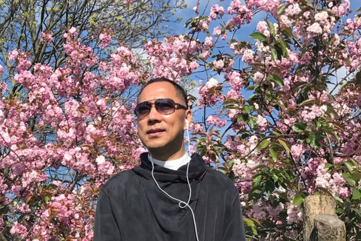 Exiled businessman Guo Wengui. Photo : Handout