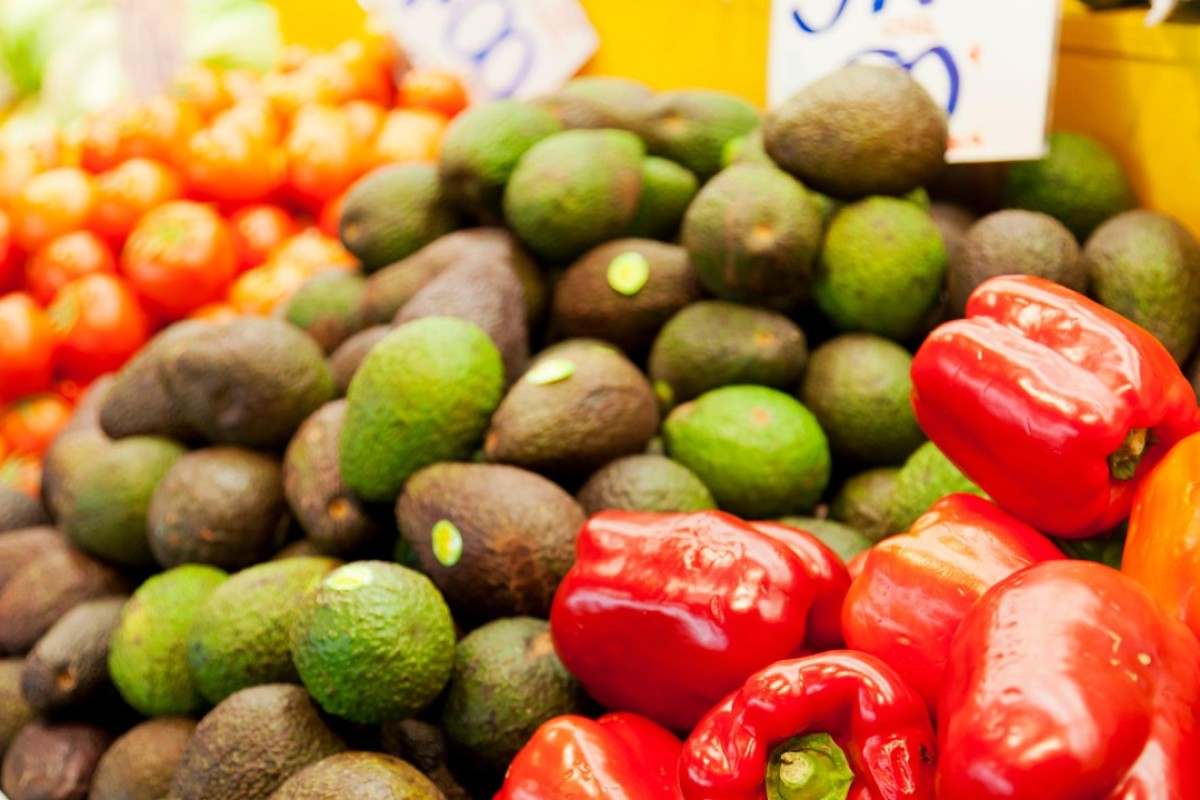 It's difficult to find a healthy avocado in Hong Kong. Picture: Alamy