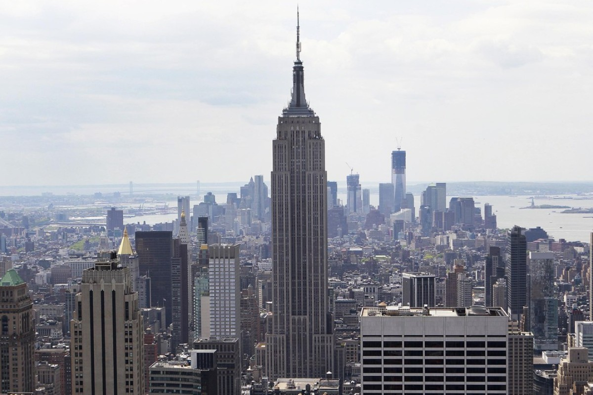 Avoid the queues to go up the Empire State Building and instead see it from the viewing deck at the Top of The Rock. Photo: Reuters