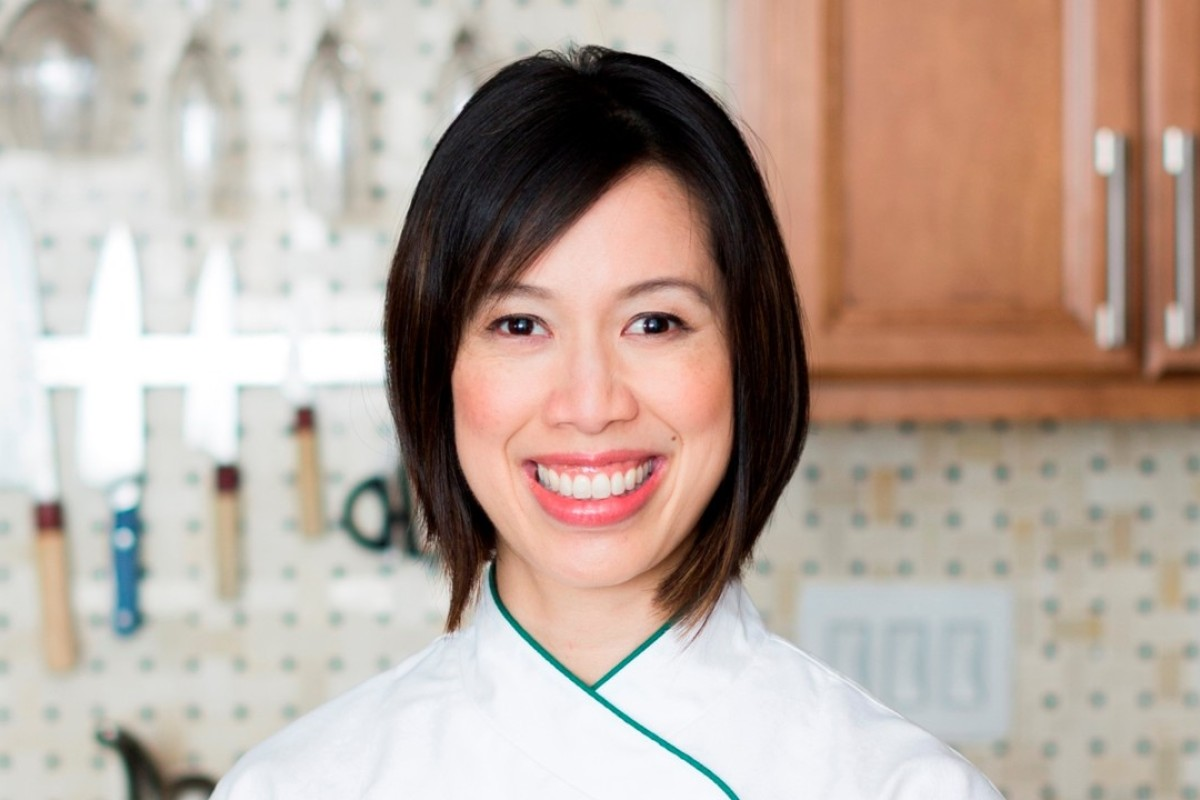 Christine Hà, winner of MasterChef title from the TV show, MasterChef US.