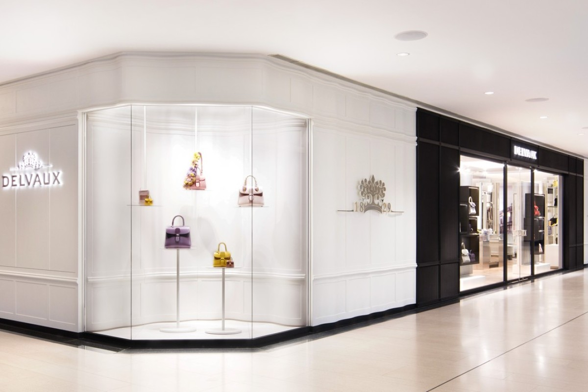 Delvaux opens its third boutique at The Landmark, Hong Kong