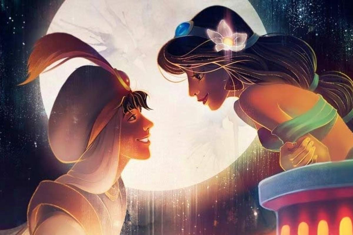 'Aladdin' remake: Disney casts Naomi Scott, Mena Massoud ...