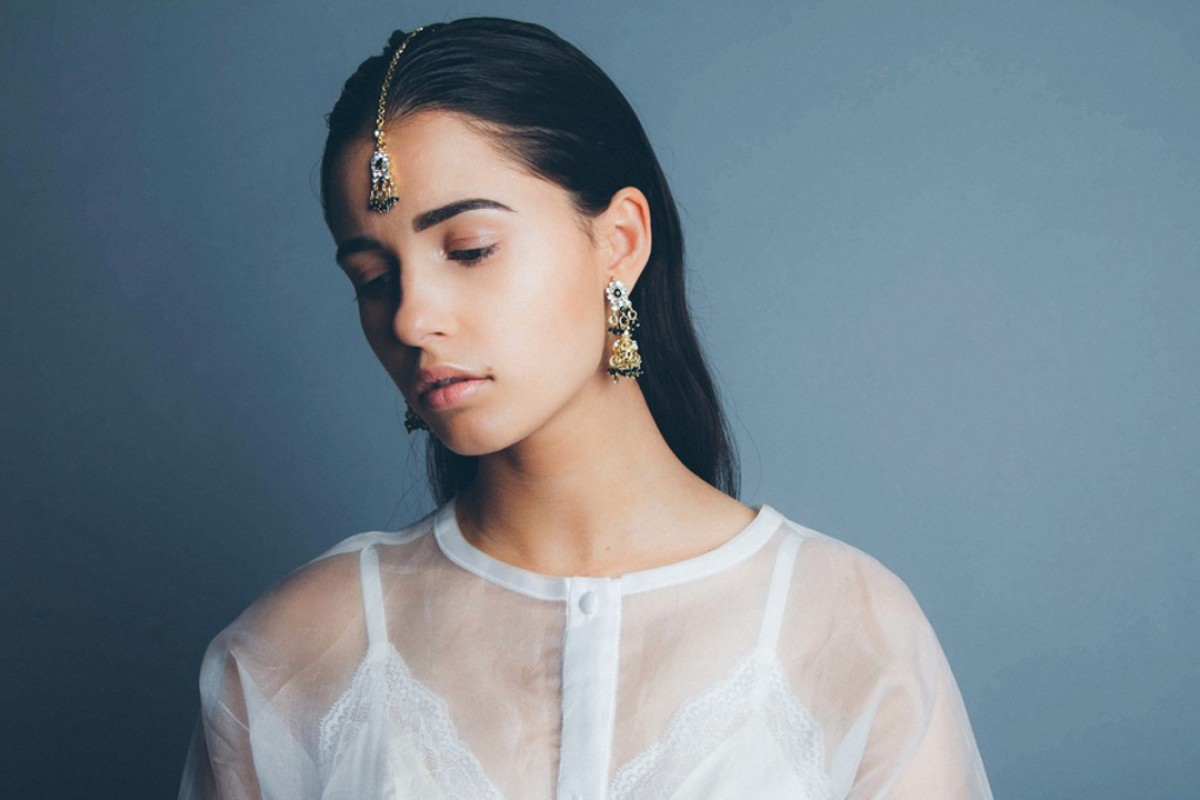 Naomi Scott is Disney's new Princess Jasmine.