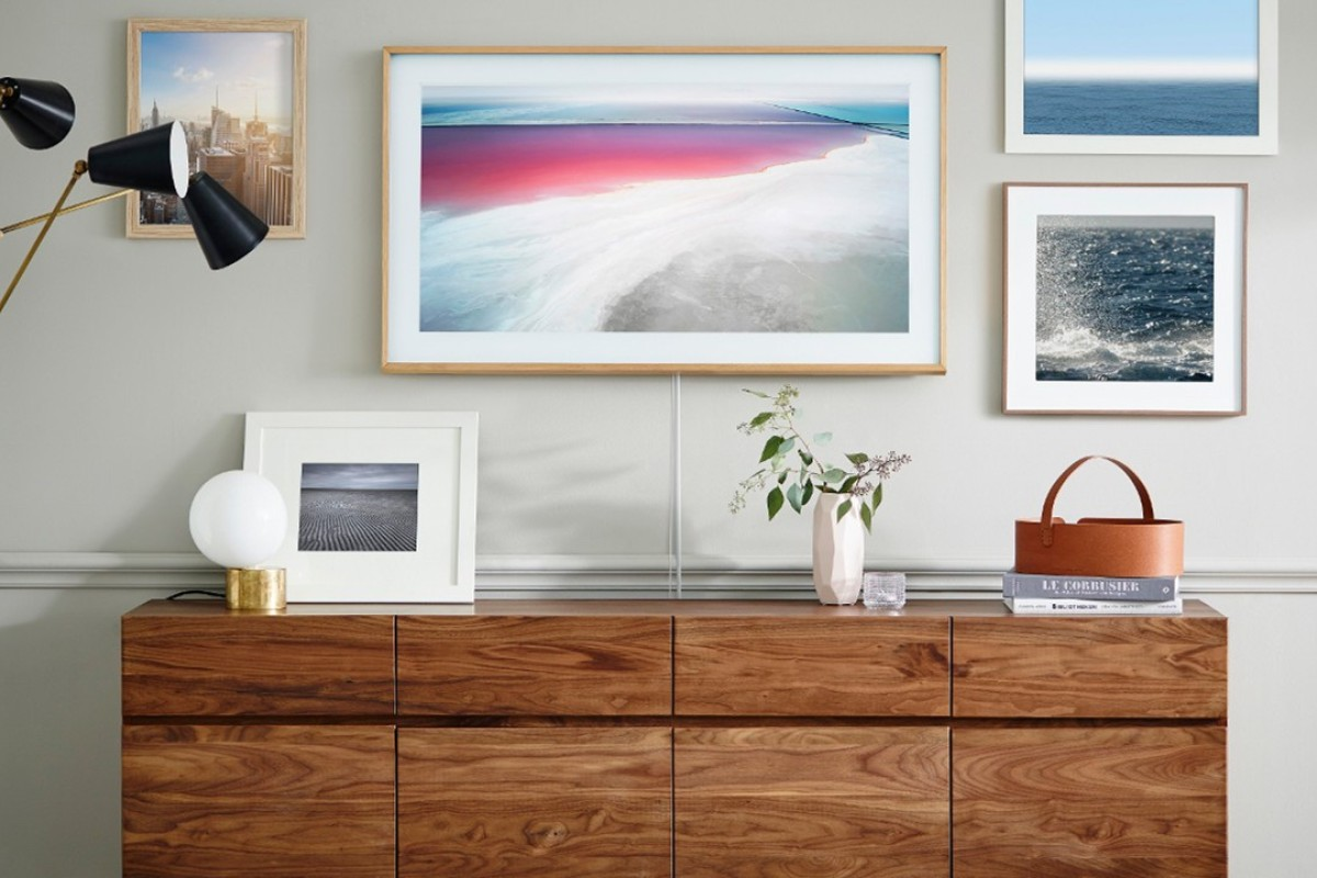 Samsung\'s new TV becomes an art gallery when you\'re not watching it ...