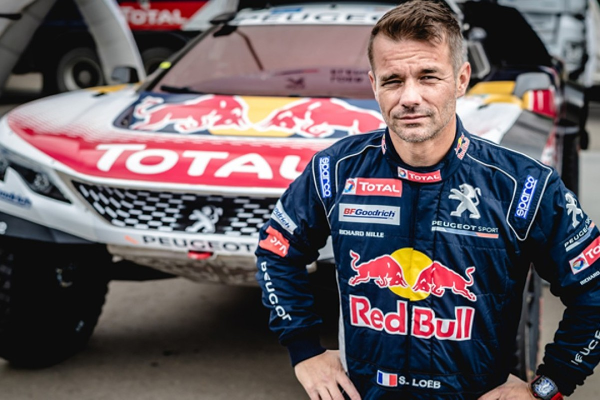 Nine-time WRC champion Sébastian Loeb is about to test the group's autonomous car.