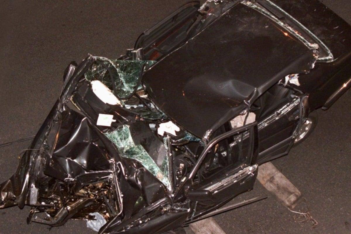Car Crash Diana Aftermath Photos