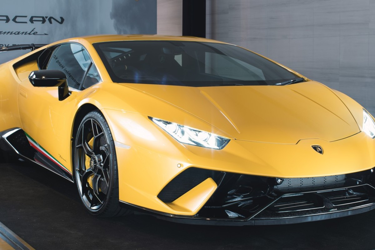 The Lamborghini Huracán Performante is now available in Hong Kong.