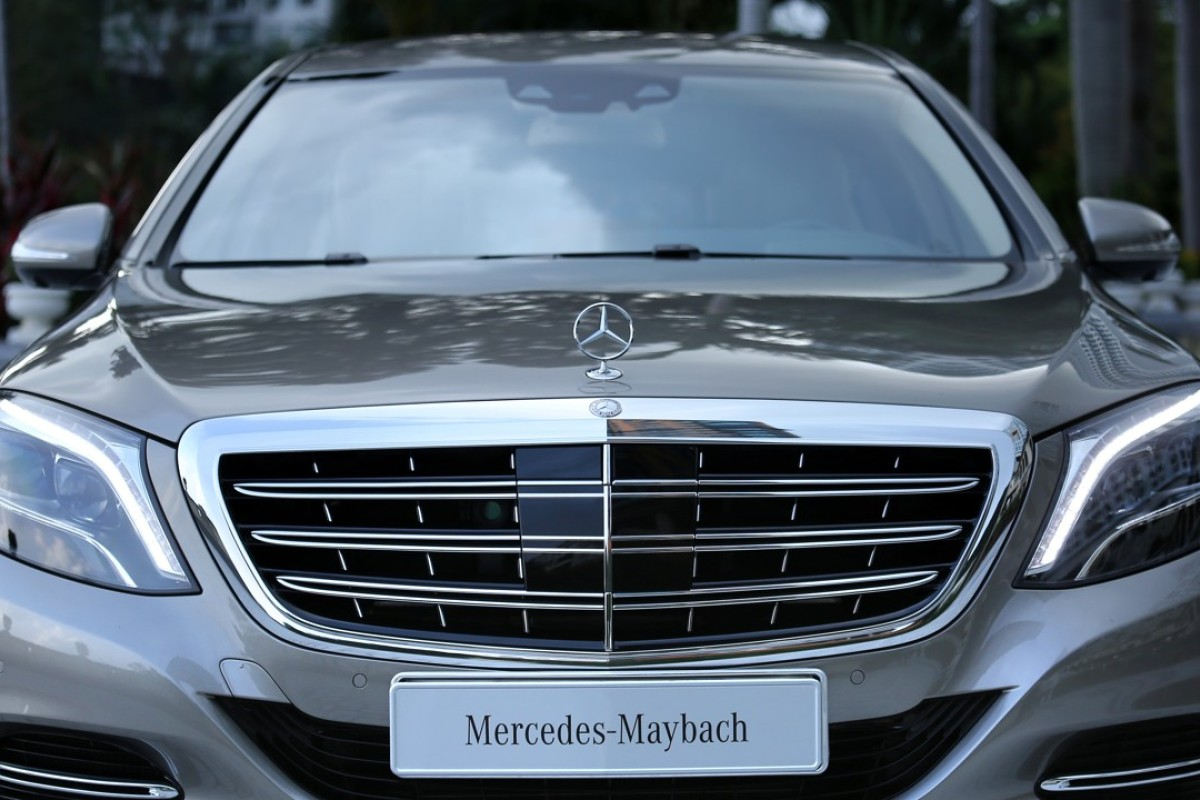 China is now by far the biggest market for Mercedes-Benz
