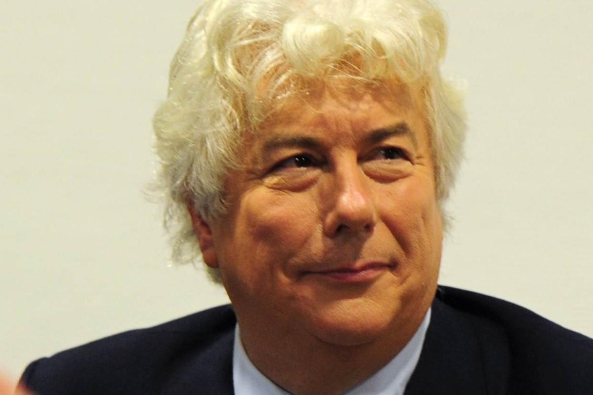 British author Ken Follett. Picture: AFP