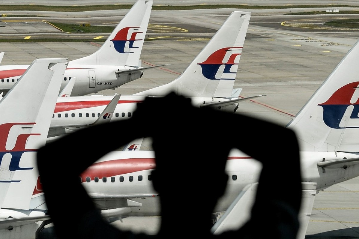 Malaysia Airlines aircraft in Kuala Lumpur. Photo: AFP