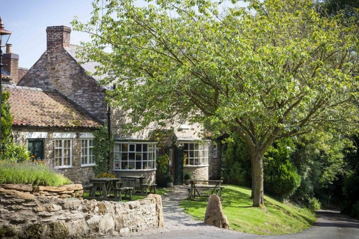 The Black Swan in England received 1,200 bookings within four hours after winning the 'World Best Restaurant award. Photo: Bloomberg
