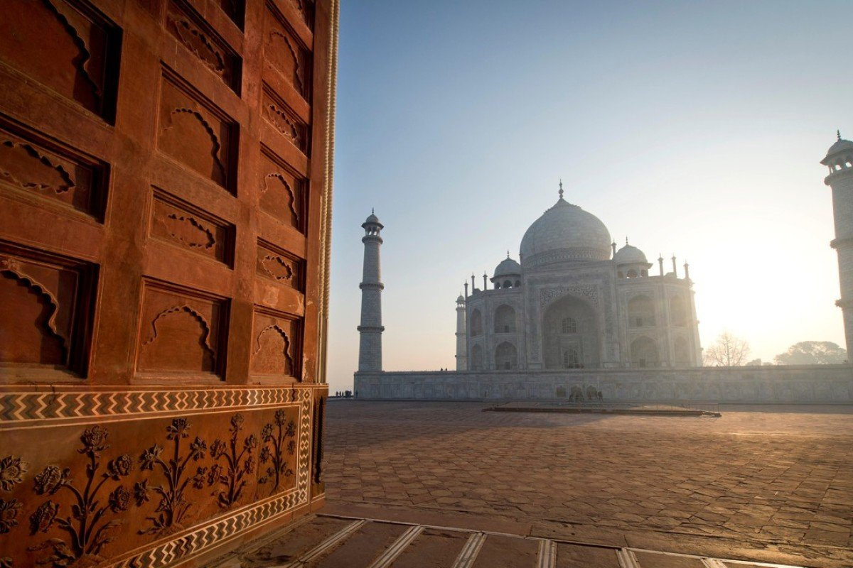 """The Taj Mahal, built by a Muslim emperor, has been condemned by Hindu extremists as """"a blot on Indian culture"""". Pictures: Alamy"""