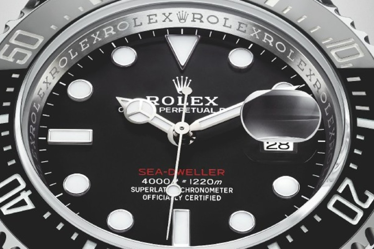 wearing a rolex when you travel can actually make you safer style