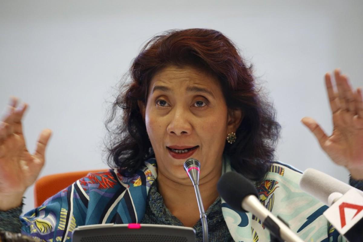 Indonesia's Fisheries Minister Susi Pudjiastuti. Photo: Reuters