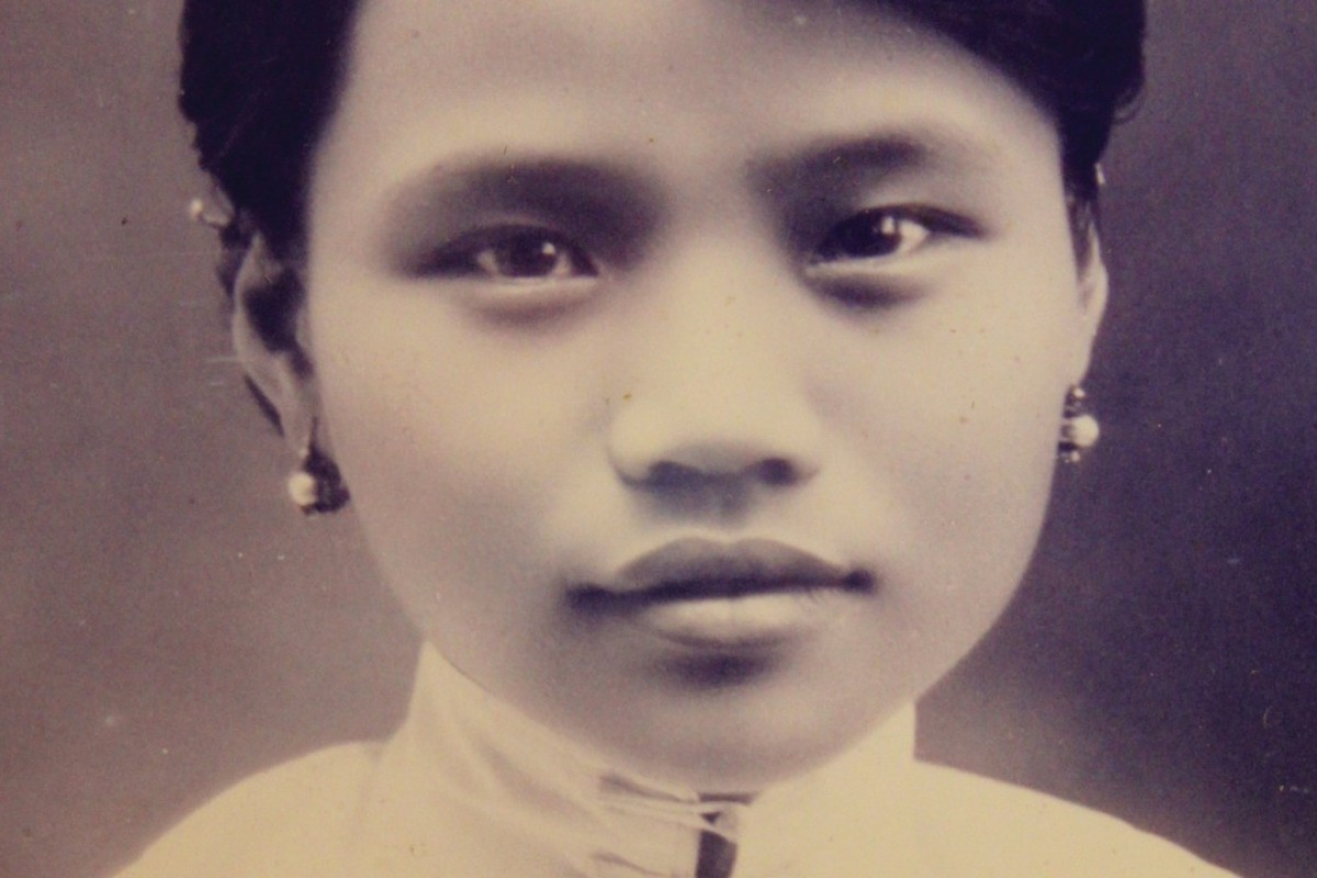 Robert Kuok's mother, Tang Kak Ji, c 1917. Photo: Robert Kuok, A Memoir