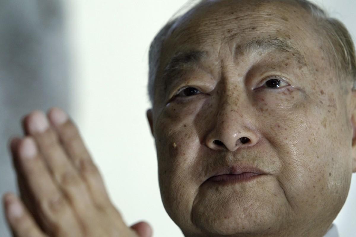 Shipping magnate Frank Tsao Wen-king.