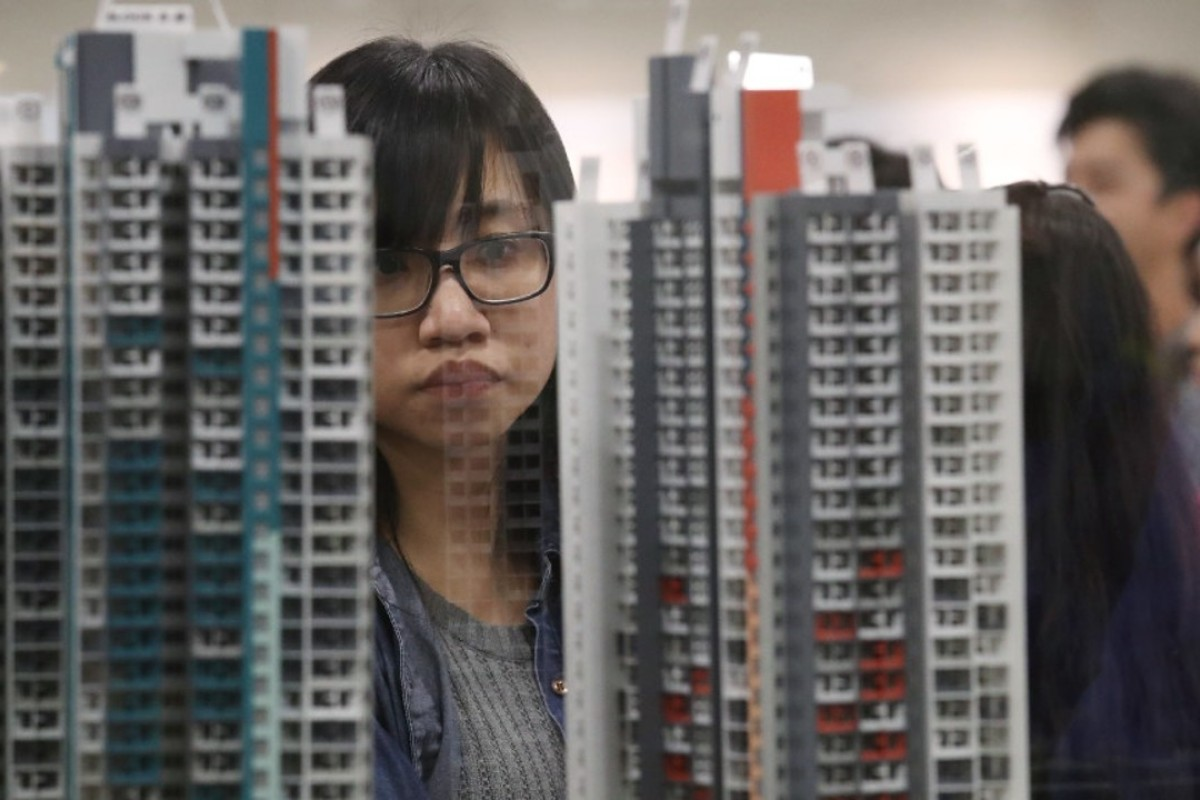 The average Hong Kong homebuyer was paying about HK$16,500 a month in mortgage costs. Photo: Nora Tam