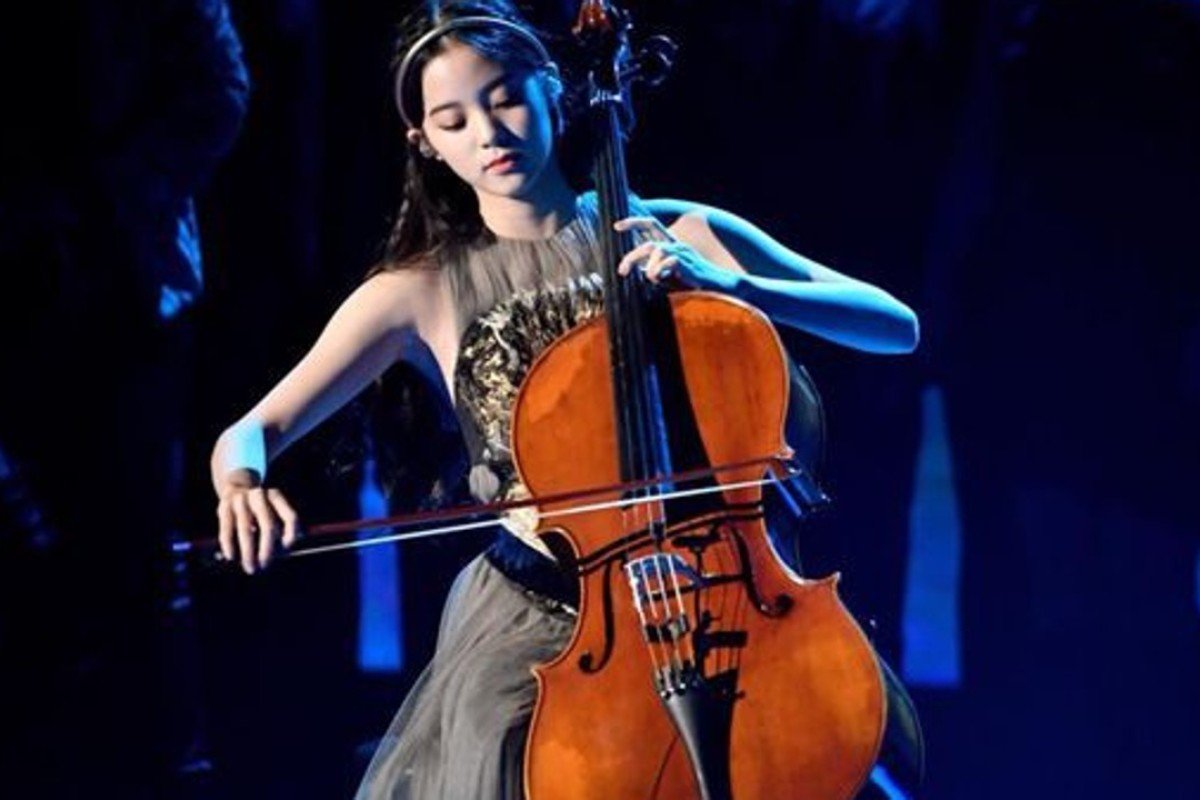 Nana Ou-yang is the first Asian to perform at the Breakthrough Prize award ceremony.