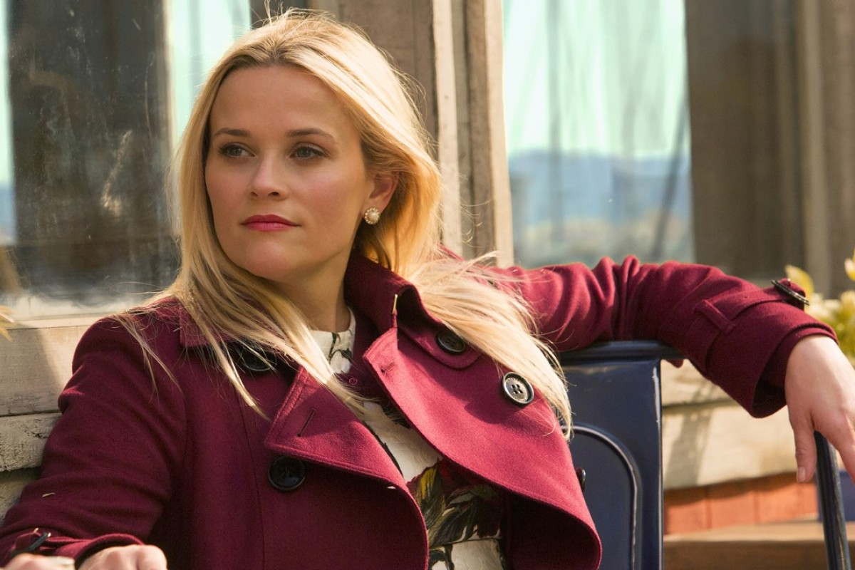 Reese Witherspoon in 'Big Little Lies'. Witherspoon was nominated for a Golden Globe award for best actress in a limited series or motion picture made for TV. Photo: AP