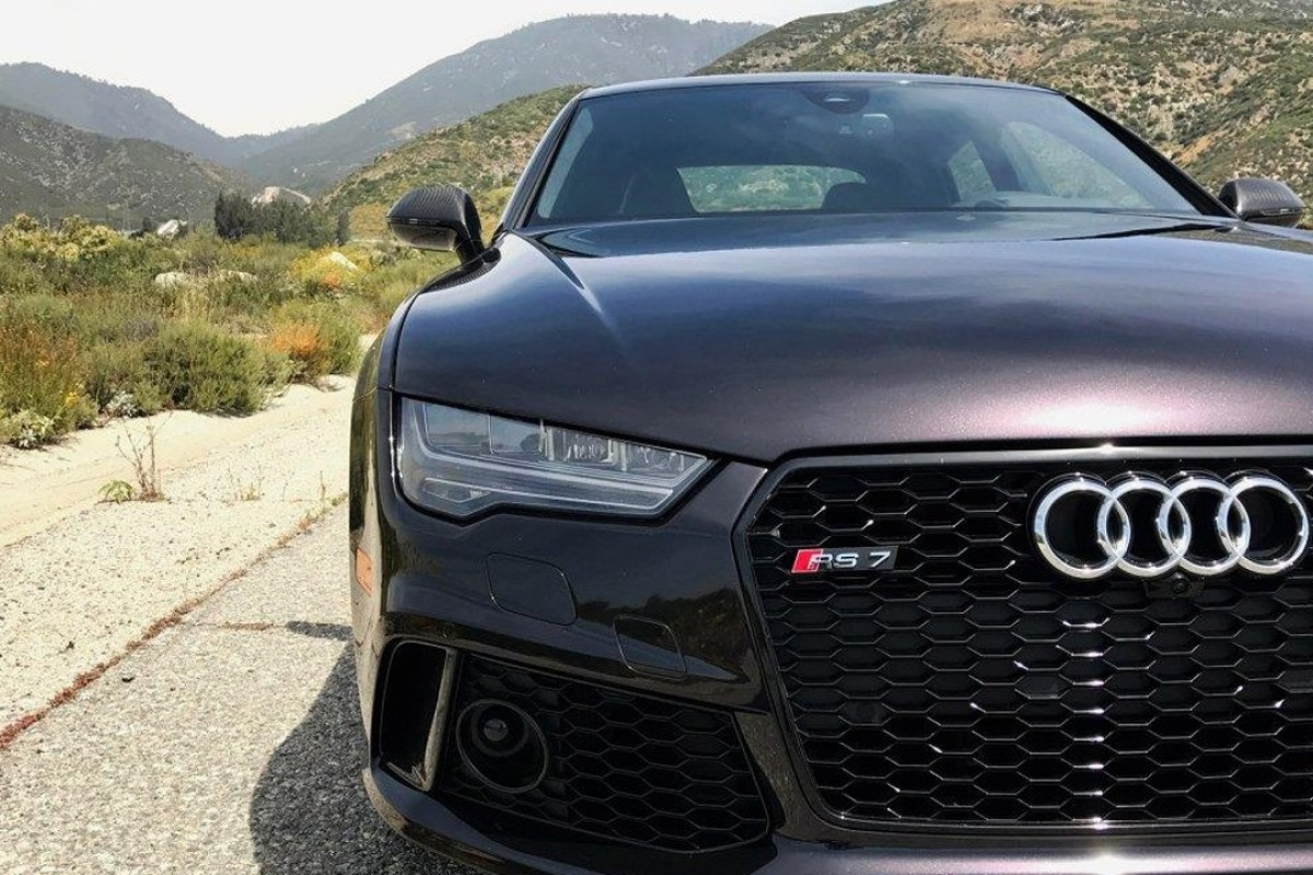 Audi RS7 Performance. Photo: Bryan Logan/Business Insider