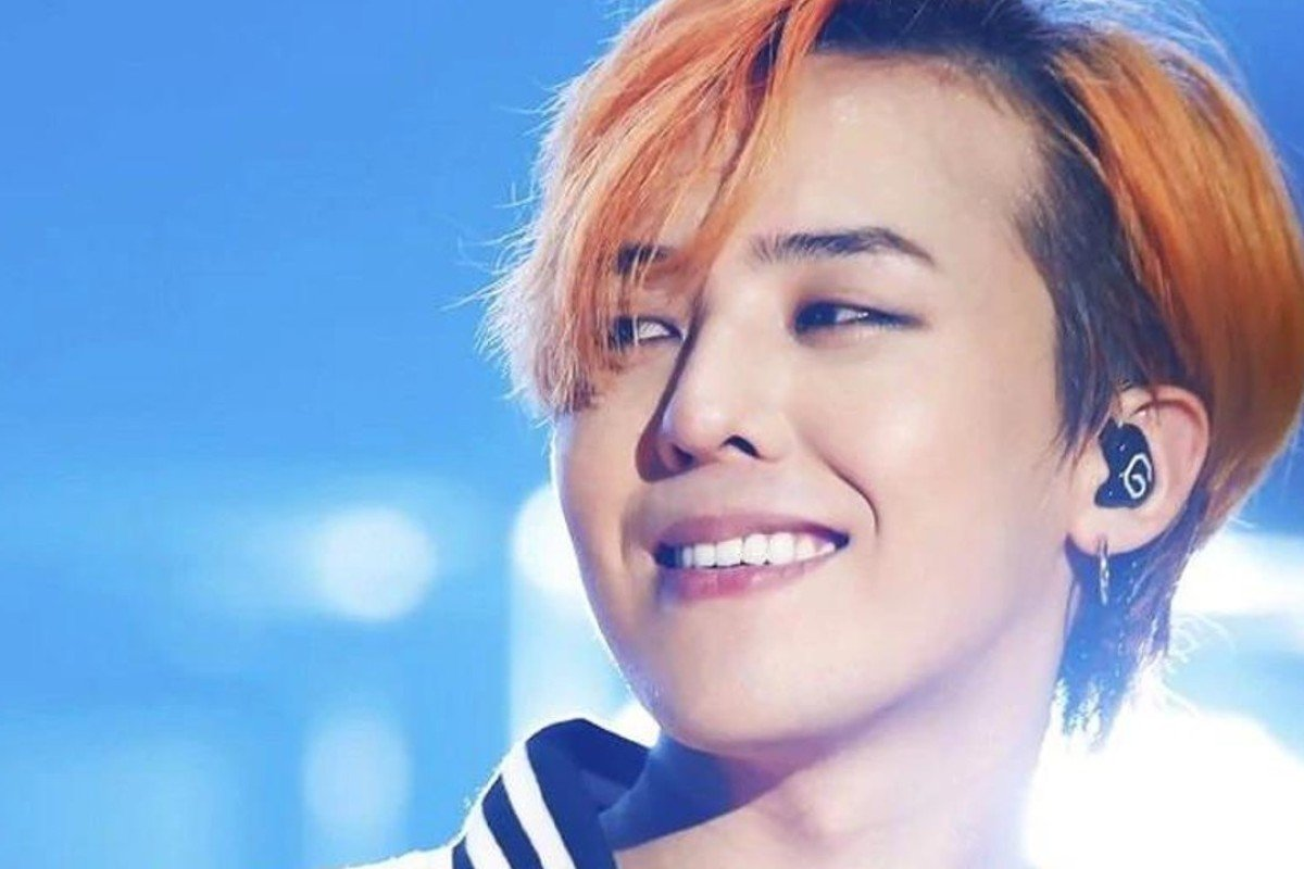 G-Dragon. Photo: New Straits Times
