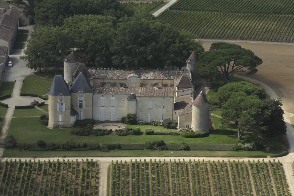 Owned by LMVH's Bernard Arnault, Château d'Yquem produces the world's most famous Sauternes. Pictures: John Brunton