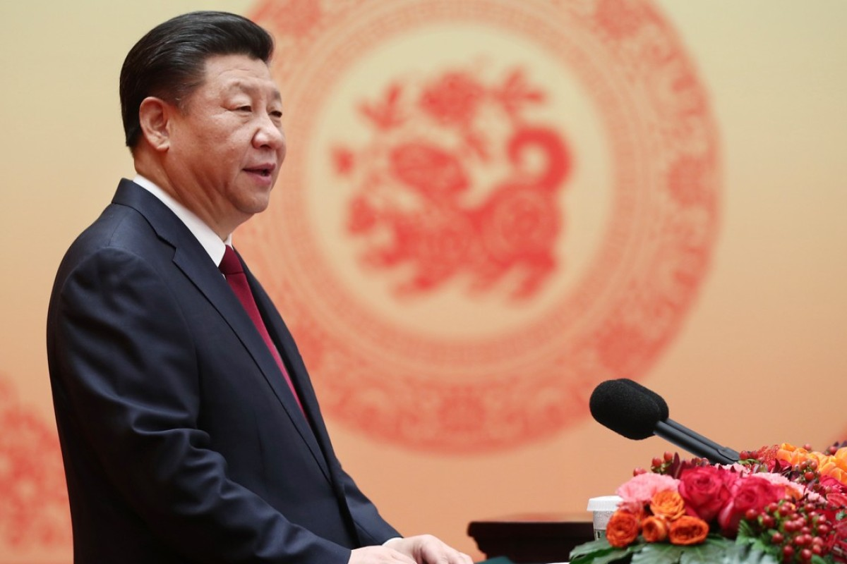 Xi Jinping looks set for a third term as China's president. Photo: Xinhua