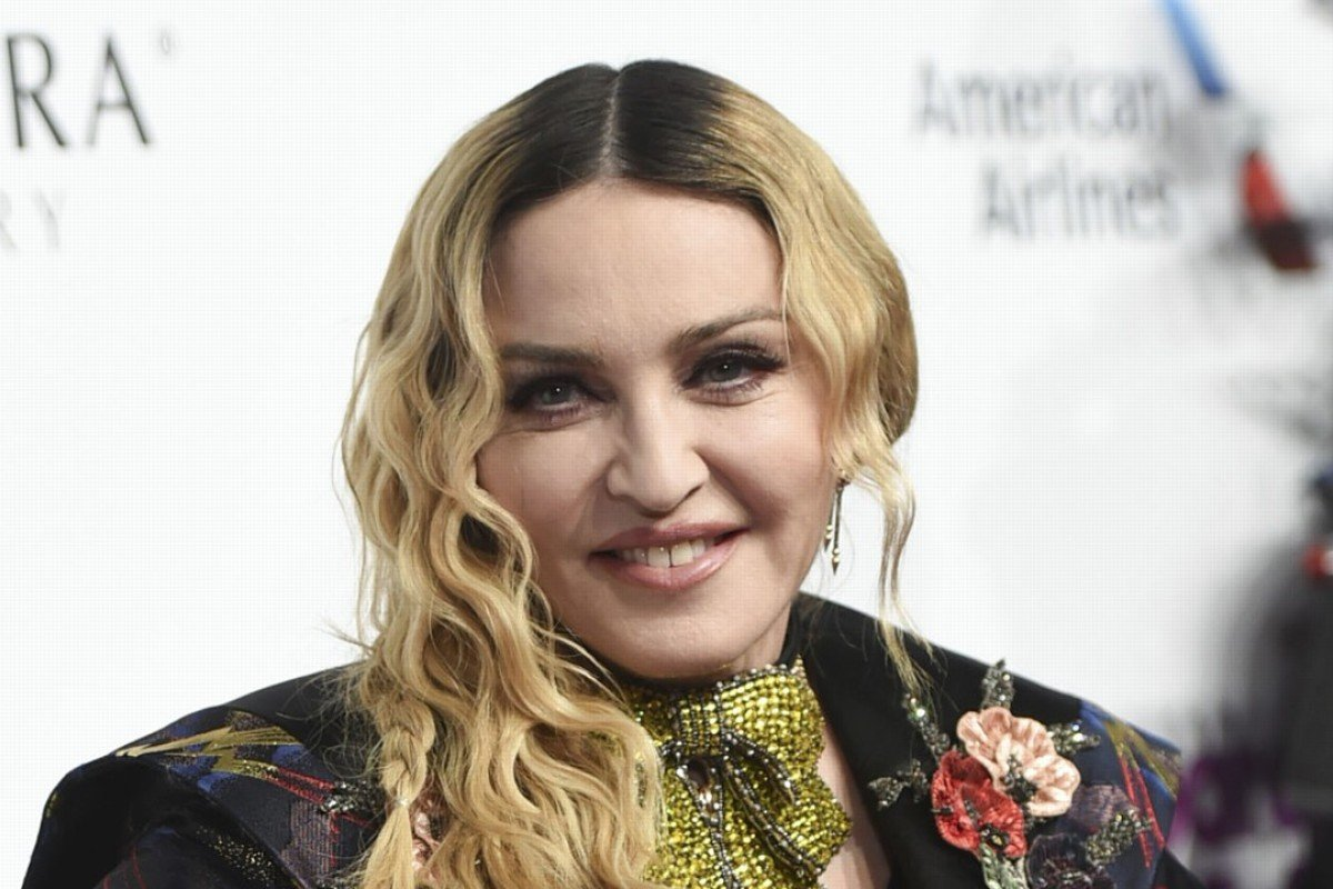 Madonna attends the 11th Annual Billboard Women in Music awards in New York. The pop music icon will direct a film based on ballet dancer Michaela DePrince's memoir. Photo: AP