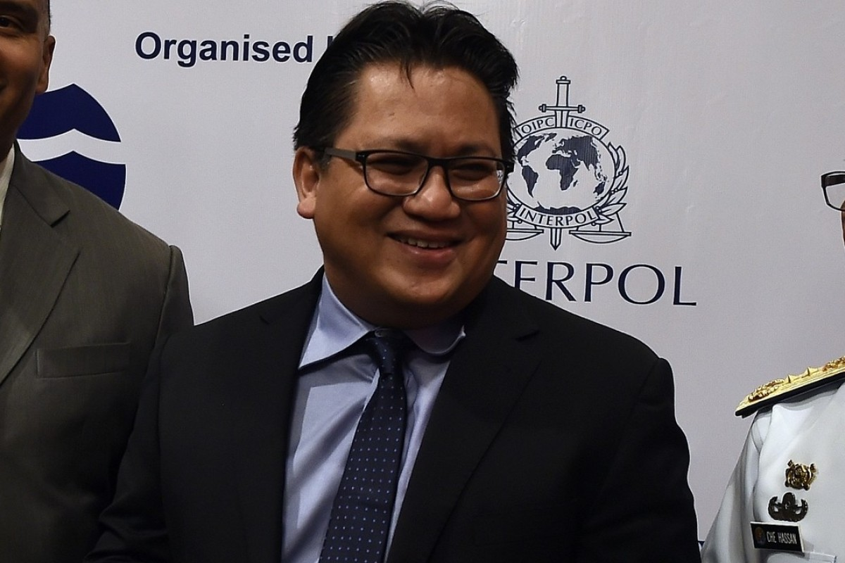 Malaysia's deputy minister for home affairs and internal security, Nur Jazlan Mohamed. Photo: AFP