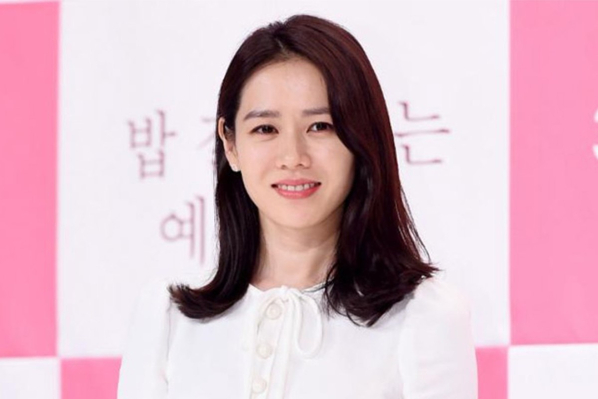 Actress Son Ye-jin, who is enjoying huge popularity with South Korean film and television audiences. Photo: Yonhap