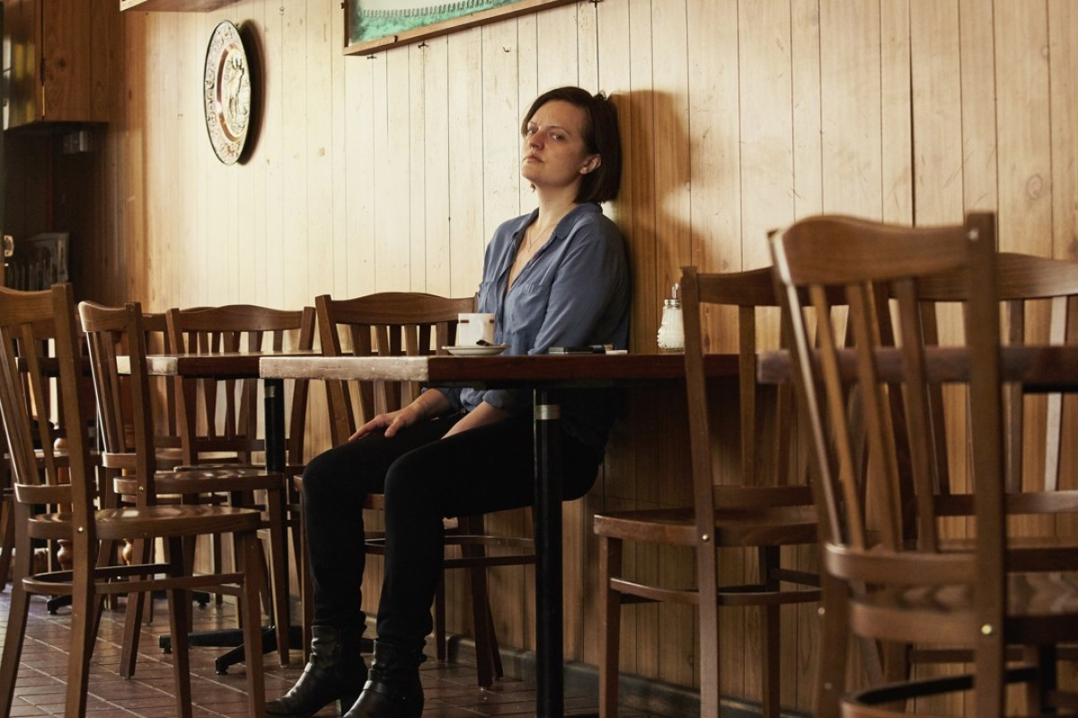 Elisabeth Moss resumes her role as Detective Robin Griffin in Australian director Jane Campion's new television series, Top of the Lake: China Girl.