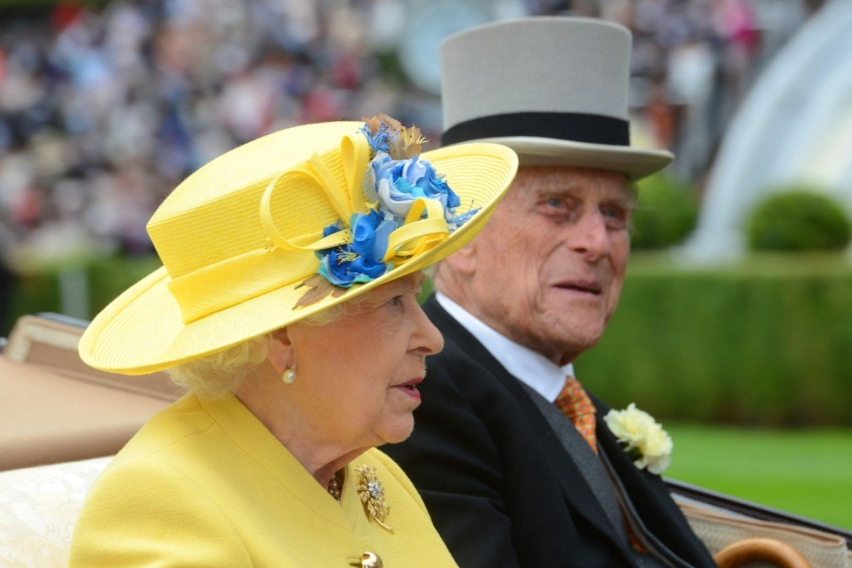 Windsor's most high profile residents, Queen Elizabeth and Prince Philip, at Royal Ascot Racecourse. Picture: Alamy