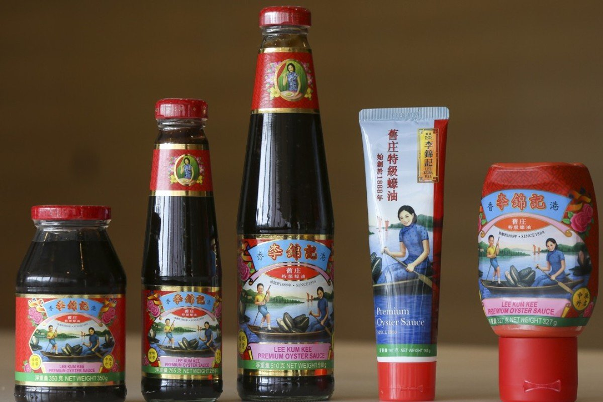 Lee Kum Kee's premium line of oyster sauce. Picture: Xiaomei Chen