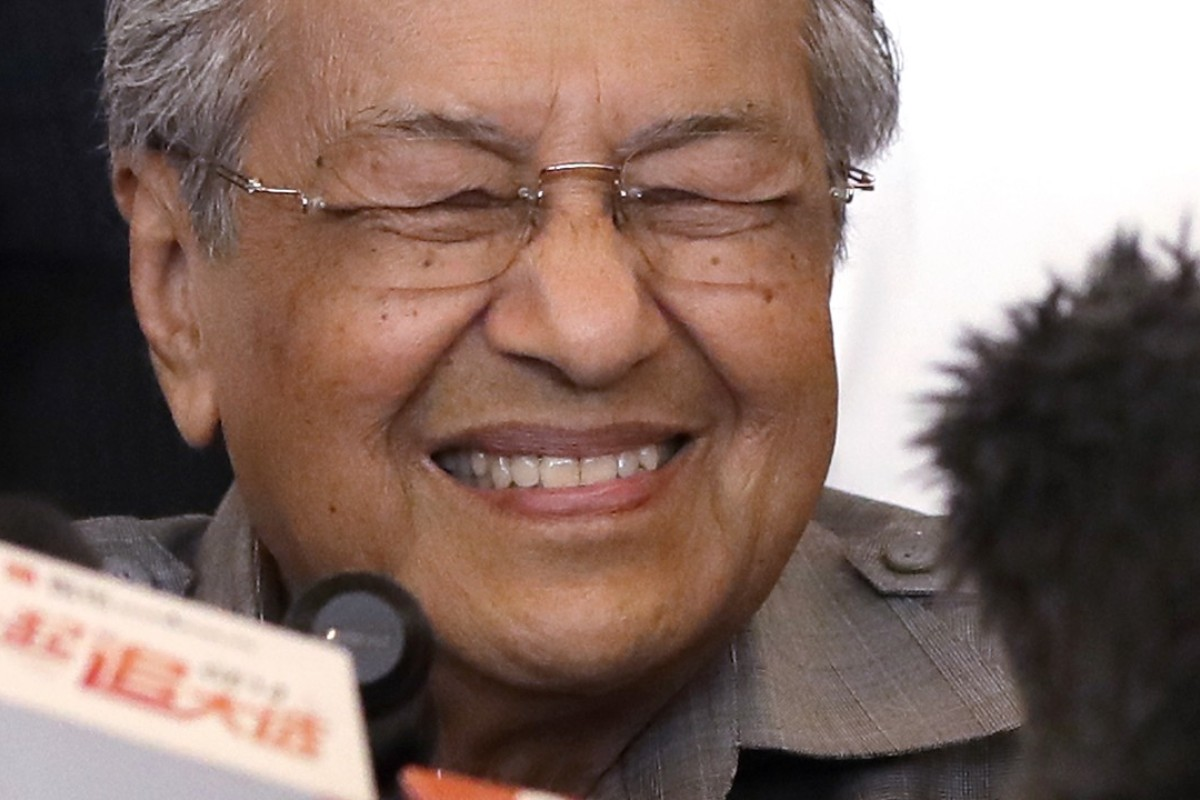 Mahathir Mohamad won a shock victory in the Malaysian election. Photo: AP