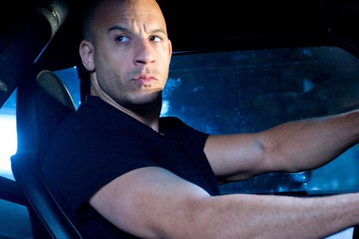 Actor Vin Diesel, who also served as producer on the eighth 'Fast and Furious' film, for which he was paid US$20 million. Photo: Universal