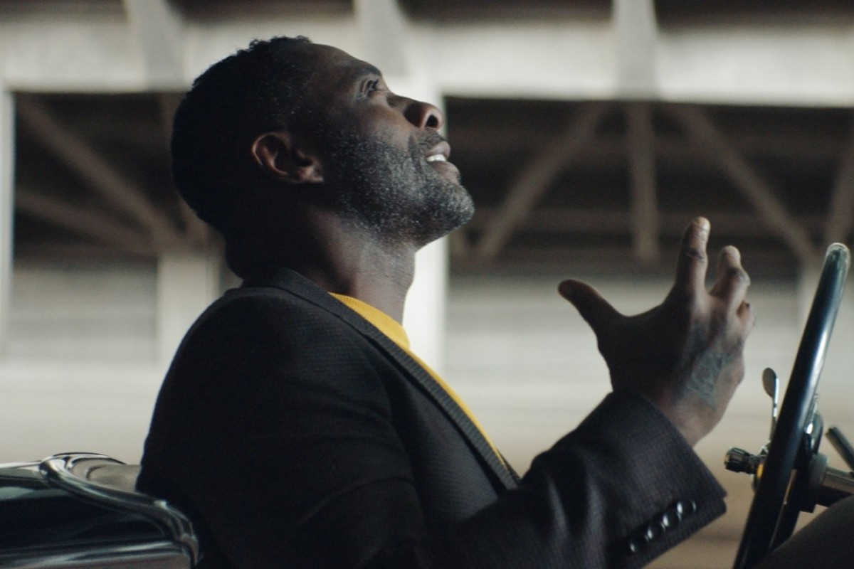 Idris Elba Explores His Love Of Cars In A New Film To Promote Grand