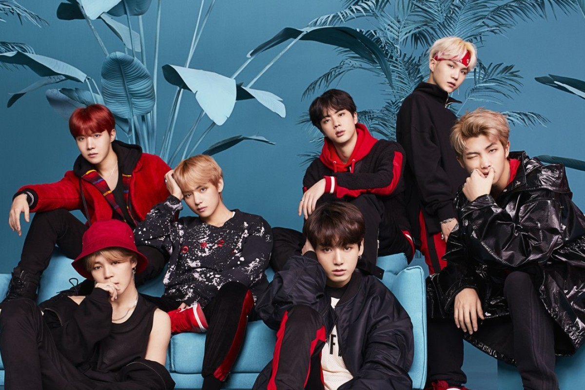 K-pop group BTS is a contender for a second successive Top Social Artist award at this year's Billboard Music Awards.