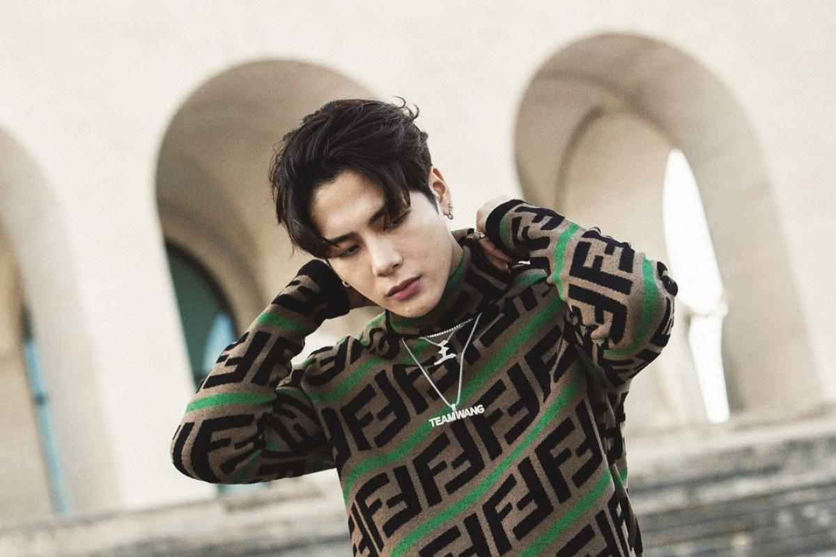 Jackson Wang composed 'FendiMan' for the Italian luxury brand.