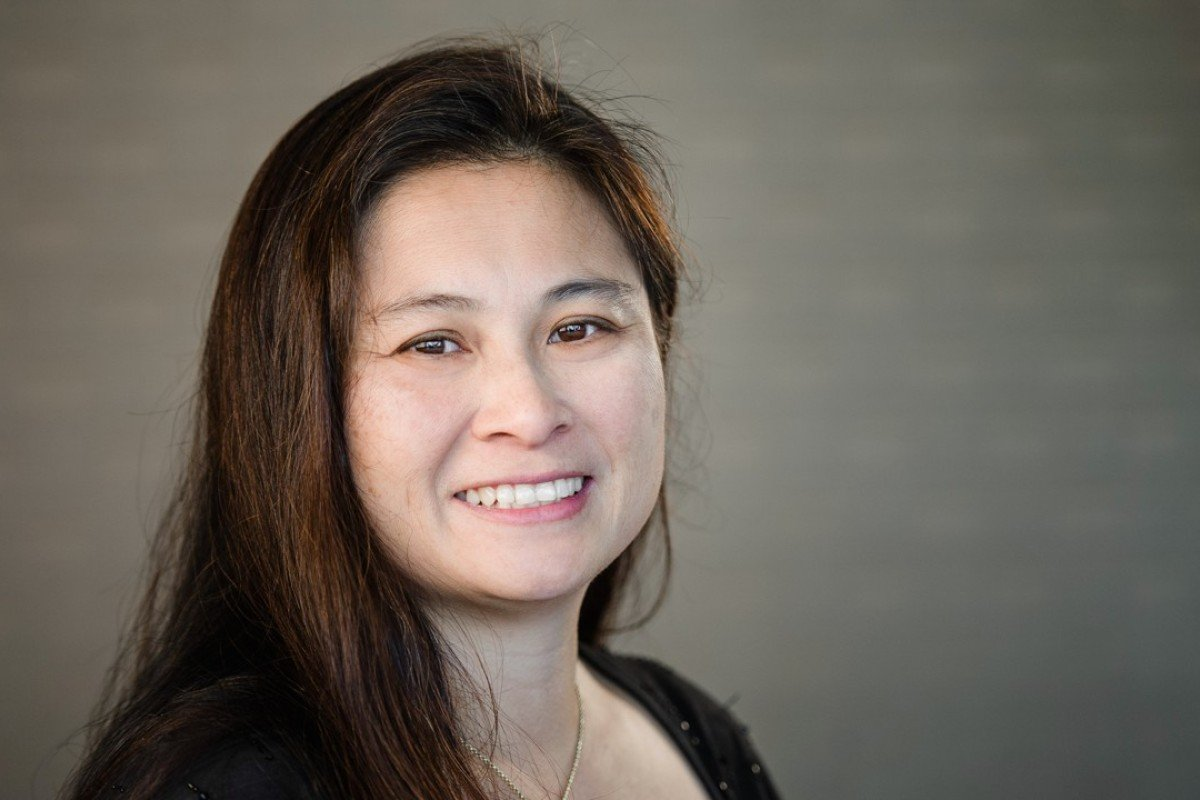 Lawyer and author Alison Choy Flannigan. Picture: David Matthew Henry