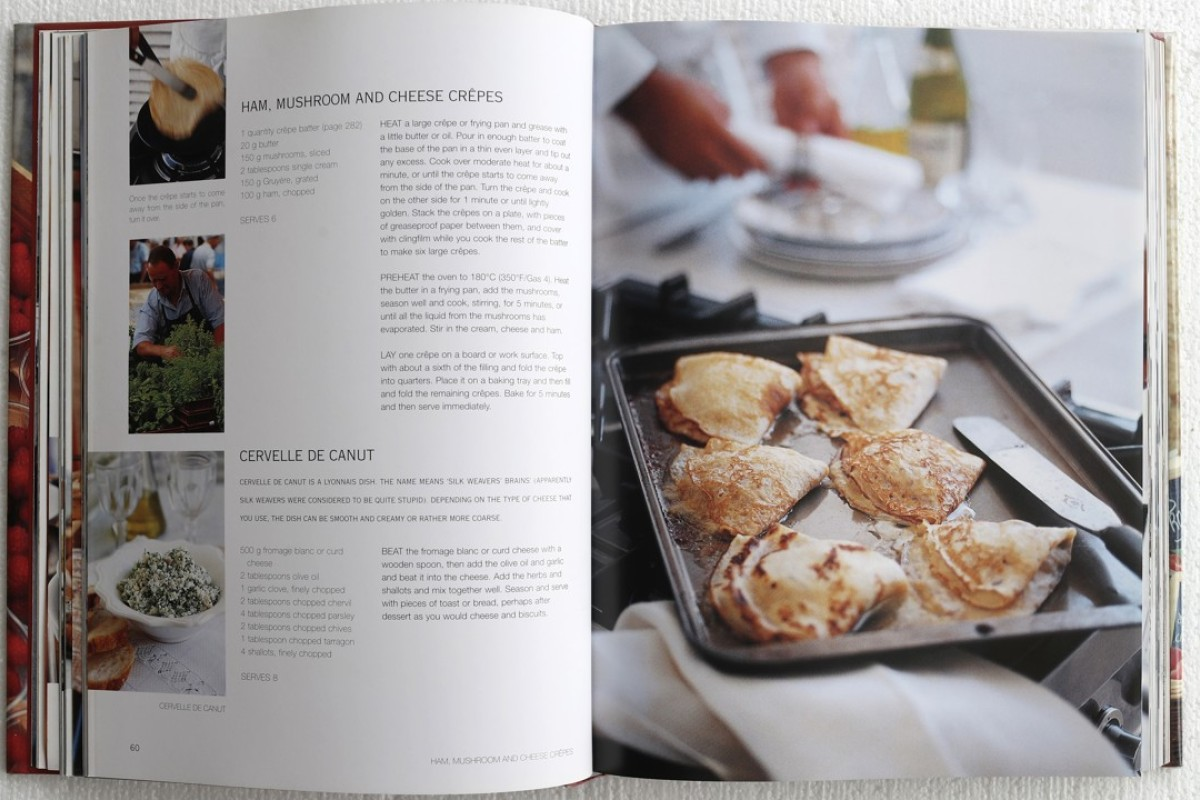 French food is not all about haute cuisine, as this cookbook shows ...