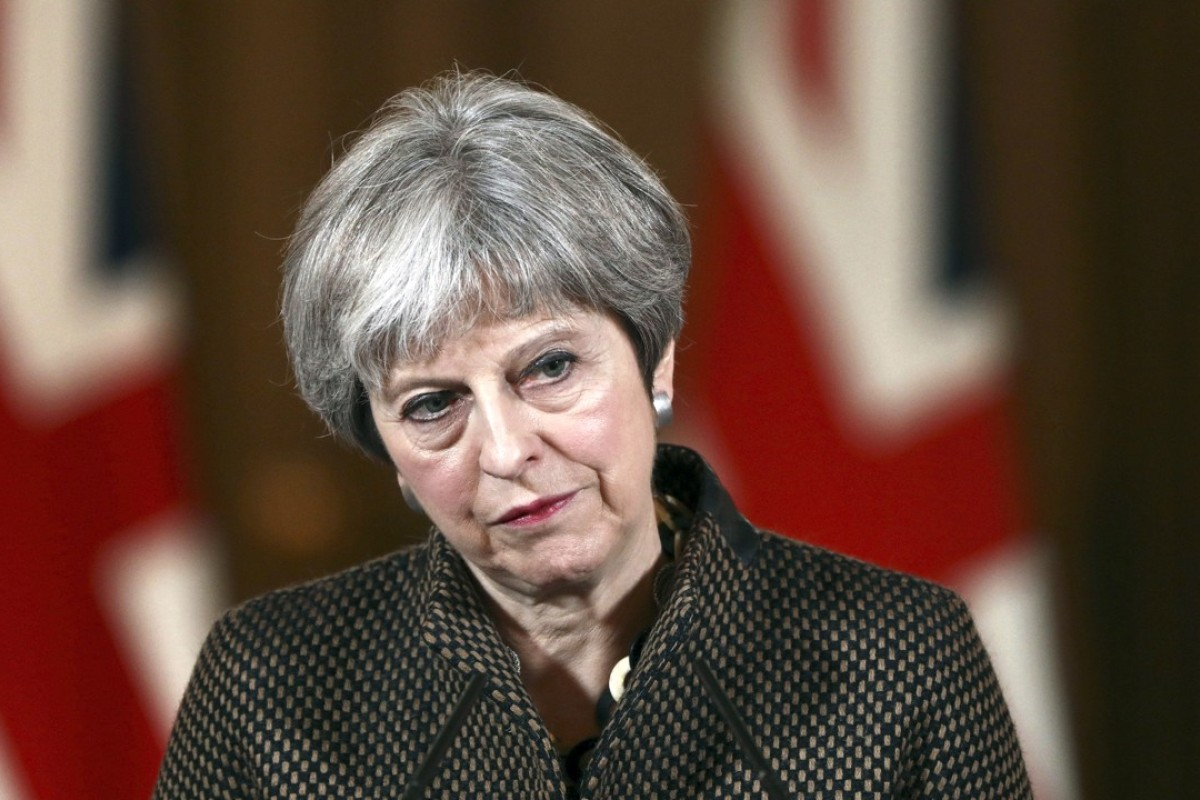 Just getting started? British Prime Minister Theresa May. Photo: AP